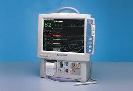 Nihon Kohden BSM-4103A Patient Monitor