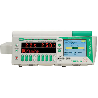Braun Large Volume Infusion Pump System