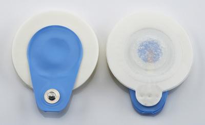 Burdick 097014 Blue Max Foam Offset Snap 30mm