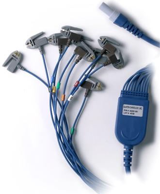 Burdick 60-00180-01 ECG Patient Cable