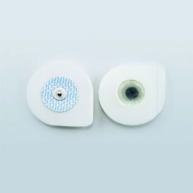 Burdick 007781 HeartLine Durafoam Wet Gel Electrodes