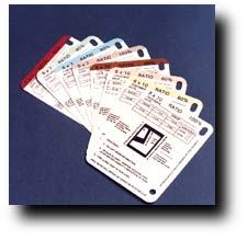 ECG Mounting Cards For EK-8