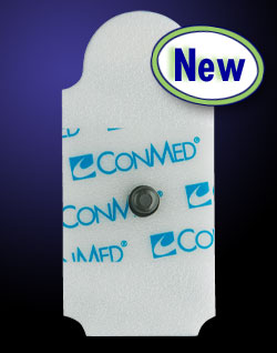 Conmed 1921-100 SnapTrace II Electrode