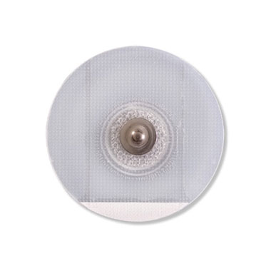 Round Clear Tape-Wet Gel Adult Monitoring Electrode / Stress / Holter