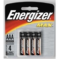 Energizer AAA Batteries, 24 Pack