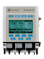 CareFusion MedSystem III Infusion Pump