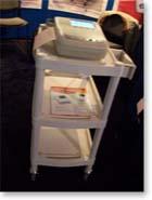 Nihon Kohden NK-Cart3 Cart