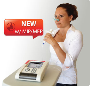 Cosmed Pony FX Desktop Spirometer MIP/MEP option