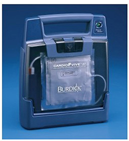 Brand New Burdick CardioVive AED