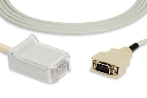 Compatible LNCS LNC-10 1814 SpO2 Adapter Cable