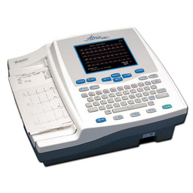 Burdick Atria 6100 EKG Machine (Demo)