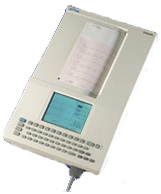 Burdick Eclipse 850 - Interpretive ECG / EKG Machine