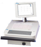 Burdick Eclipse Plus EKG Machine
