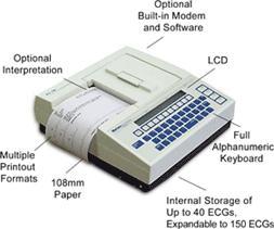 Mortara ELI 100 ECG / EKG Machine