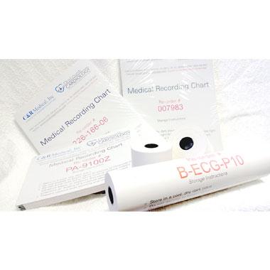 Cardioline ECG Paper 66010040 10pks/Bx