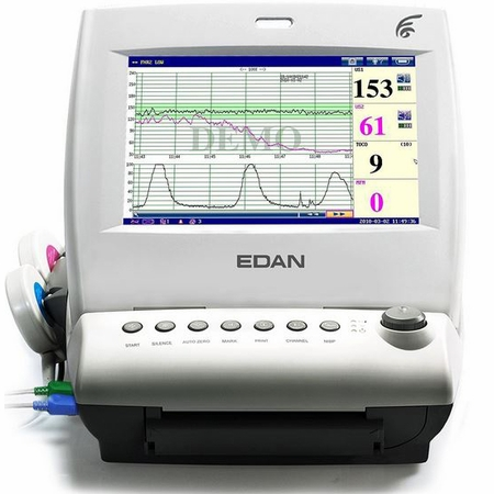 EDAN F6 EXPRESS FETAL MONITOR NEW