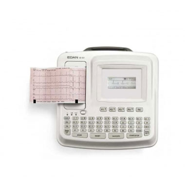 Edan Instruments SE-601A ECG / EKG Machine