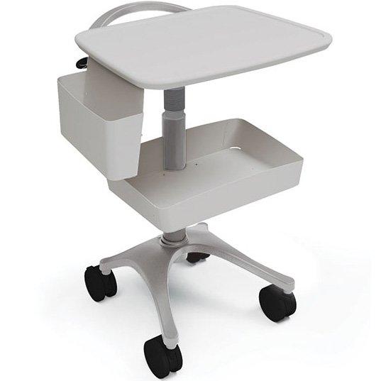 Ergotron Zido mobile EKG Cart
