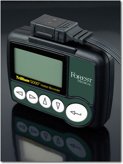 Forest Medical Trillium 5000 Holter Recorder