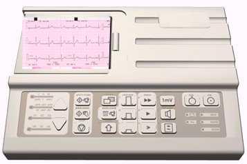 Futuremed EZ-3 ECG-EKG