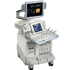 GE Logiq 9 Ultrasound
