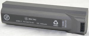 GE Mac 5000/5500 Battery