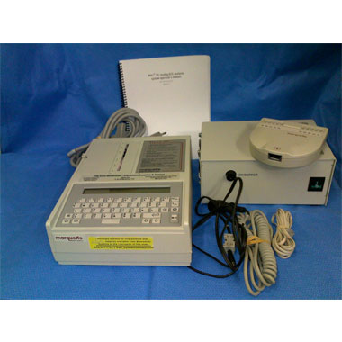 GE-Marquette MAC PC Interpretive ECG / EKG Machine (Used)