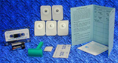 Holter Kit - 7 Lead