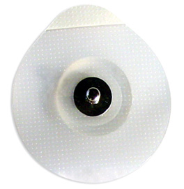 Kendall 733 Clear Tape Electrodes