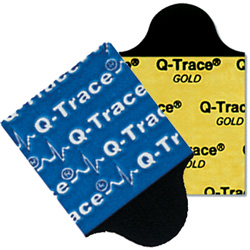 Kendall Q-Trace Gold 5500 ECG Electrodes