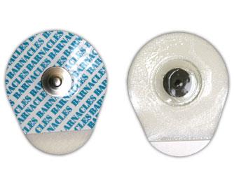 Lead-Lok 200-72 Solid Gel ECG Electrode