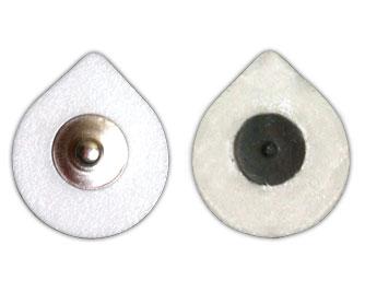 Lead-Lok P7 Solid Gel ECG Electrodes
