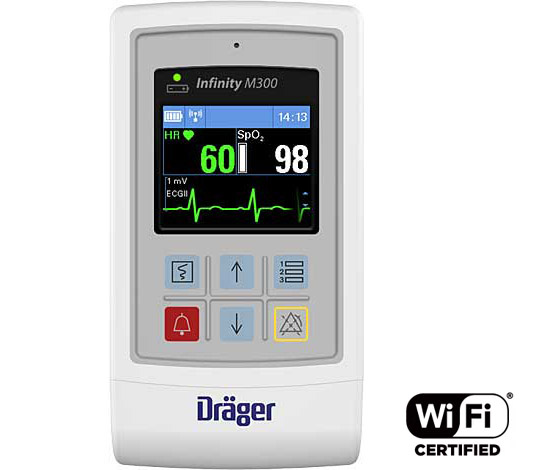Drager Infinity® M300 Patient Monitor