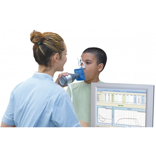 Pneumotrac Spirometer
