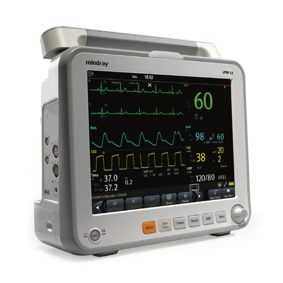 Mindray CPM12 Patient Monitor