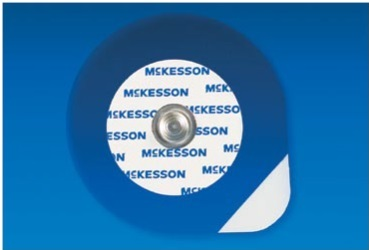 McKesson 87-320 Medi-Pak Performance All Purpose Tape Electrodes