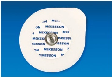 McKesson 87-50SG Medi-Pak Performance All Purpose Foam Electrodes