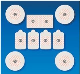 McKesson 87-520-10S Medi-Pak Performance EMS 10-Pack Electrodes