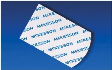 Mckesson 87-220 Medi-Pak Performance Resting ECG Tab Electrodes