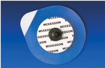 Medi-Pak Performance Radio-Translucent Monitoring Tape Electrodes