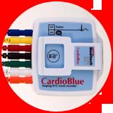 Meditech CardioBlue Looping ECG Event Monitor