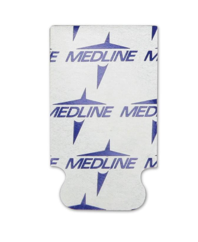 Medline MDS616101AZ EKG Diagnostic Tab Electrode