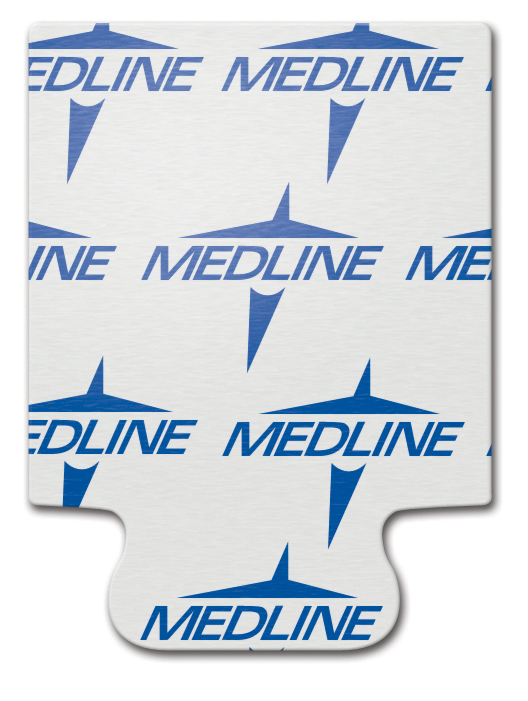 Medline MDS616202AZ EKG Diagnostic Tab Electrode