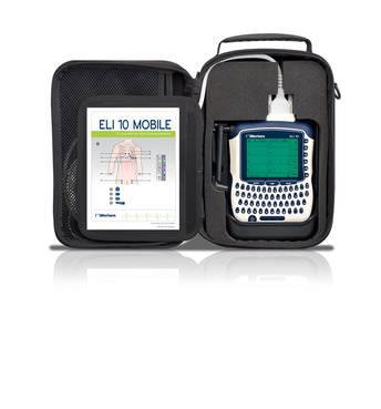 Mortara Eli 10 Mobile ECG / EKG