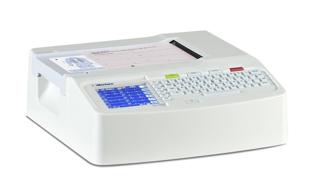 MORTARA ELI 150C ECG MACHINE
