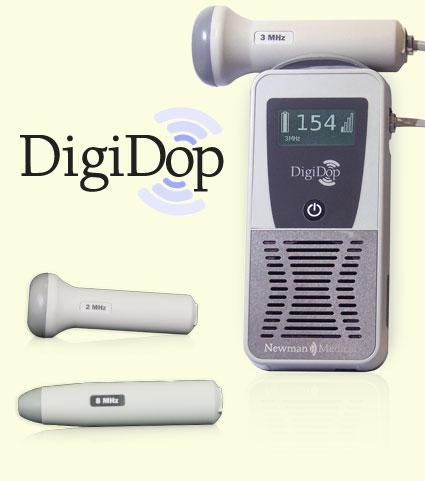 Newman Medical DigiDop Obstetrical Doppler