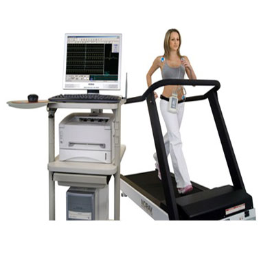 Norav Medical PC-based Digital Cardiac Stress Test System