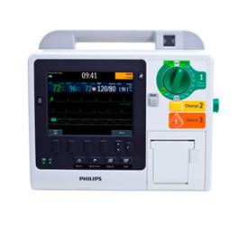 Philips HeartStart XL+ Defibrillator/Monitor