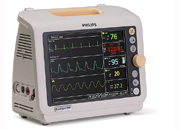 Philips SureSigns VM6 Portable Bedside Monitor