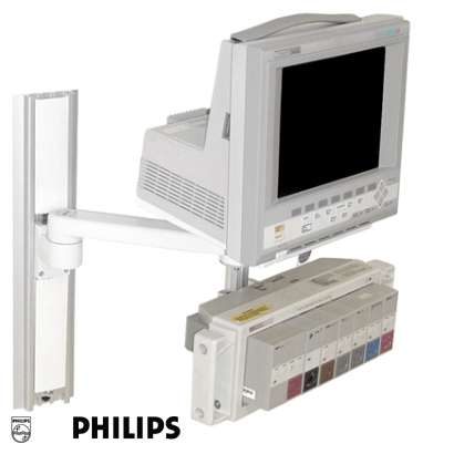 HP/Philips Viridia 24/26 Patient Monitor (Used and